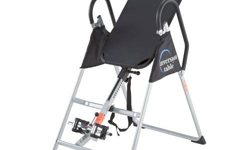 Ironman Gravity 1000 Inversion Table Reviews Consumer