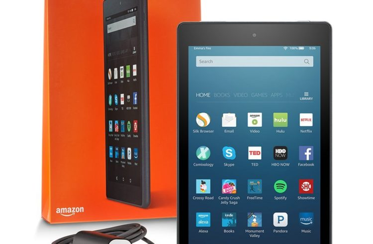 The All-New Fire HD8